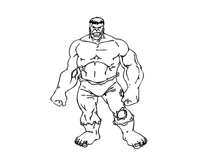 hulk outline for coloring hulk head coloring pages hulk for coloring outline