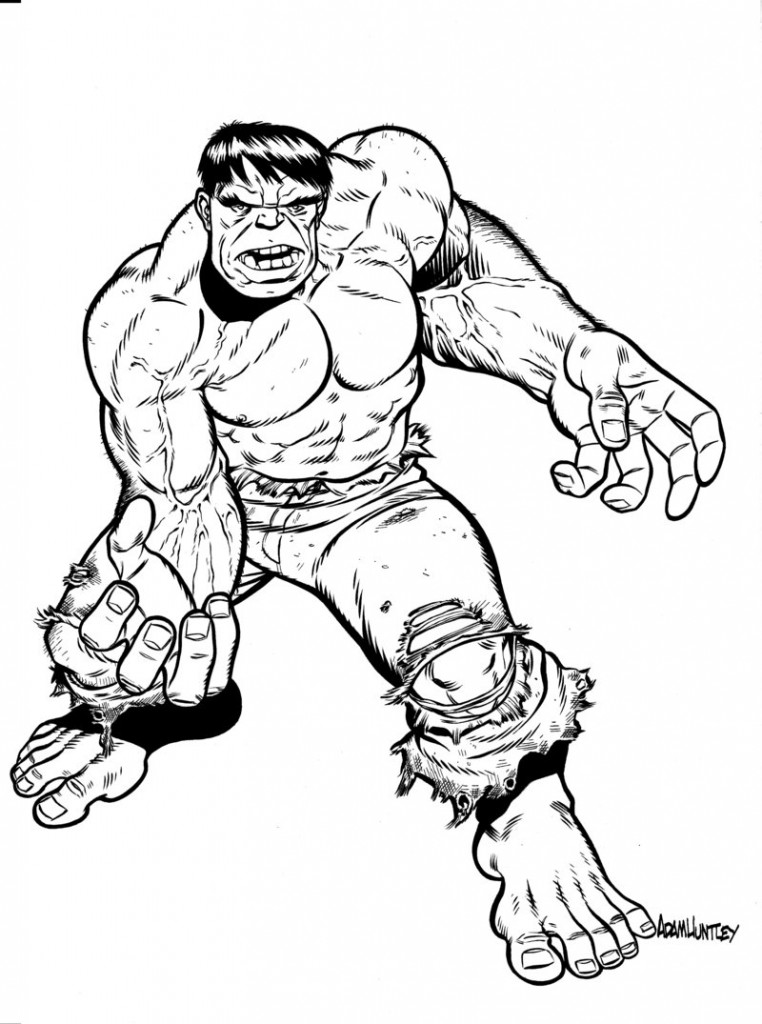 hulk outline for coloring hulkbuster coloring pages printable coloring pages coloring hulk outline for
