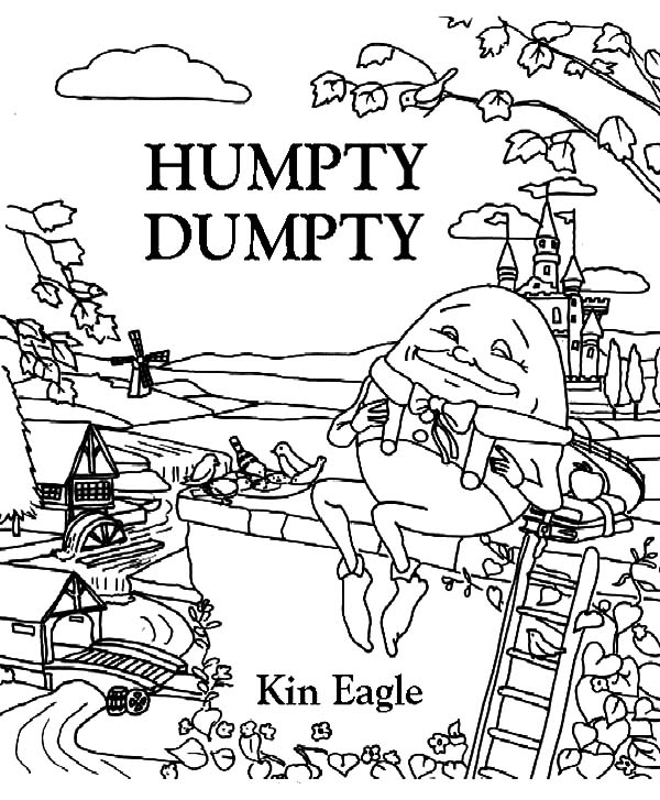 humpty dumpty coloring pages denslows humpty dumpty coloring pages coloring sky dumpty humpty coloring pages