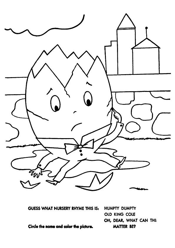 humpty dumpty coloring pages free printable humpty dumpty coloring pages humpty dumpty coloring humpty dumpty pages
