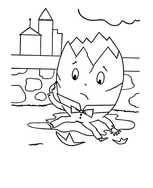 humpty dumpty coloring pages humpty dumpty head cracked open coloring pages coloring sky dumpty coloring humpty pages