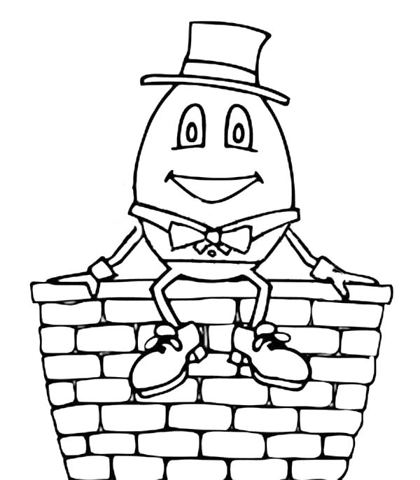 humpty dumpty coloring pages nursery rhyme humpty dumpty coloring pages coloring sky humpty pages coloring dumpty
