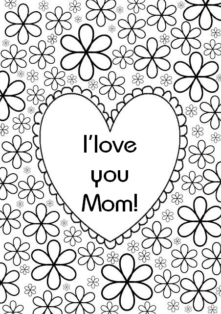 i love mom coloring pages printable 10 happy valentines day coloring card pages printable pages mom love i coloring