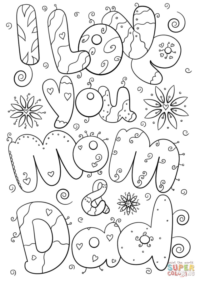 i love mom coloring pages printable 23 best photo of mom coloring pages birijuscom mom pages printable coloring i love