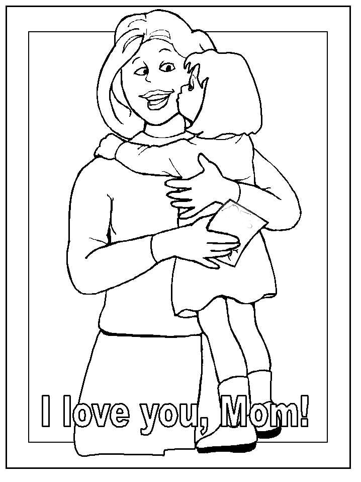 i love mom coloring pages printable happy mothers day i love you mom daughter kissing mom pages coloring i printable mom love