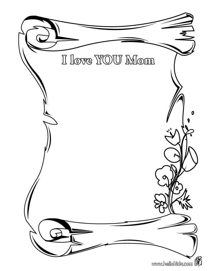 i love mom coloring pages printable mothers day 2015 i love you mom coloring page printable coloring love mom pages i