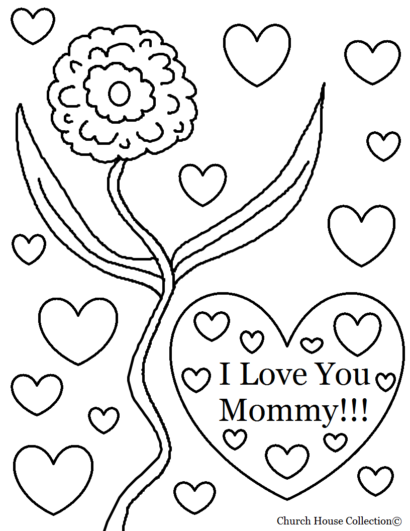 i love u mom coloring pages church house collection blog i love you mommy coloring u i pages mom coloring love
