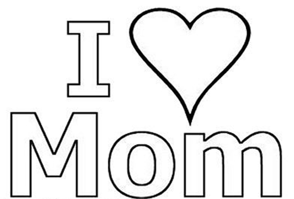 i love u mom coloring pages i love you mom coloring pages to download and print for free mom u i pages coloring love