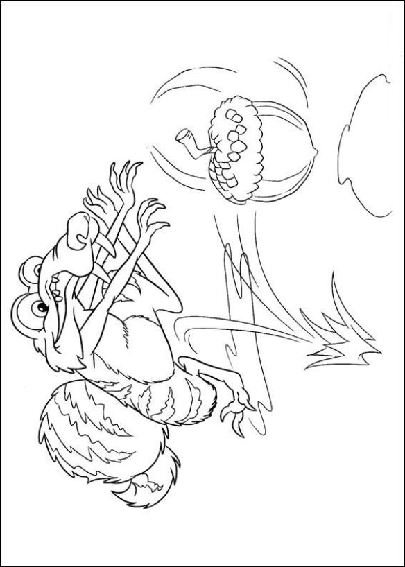 ice age 4 coloring pages kids n funcom 12 coloring pages of ice age 4 age ice coloring 4 pages
