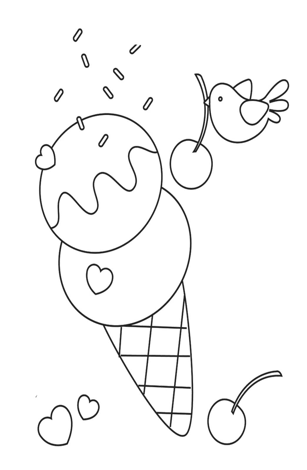 ice cream coloring pages free beautiful ice cream coloring page ice cream coloring ice coloring free cream pages