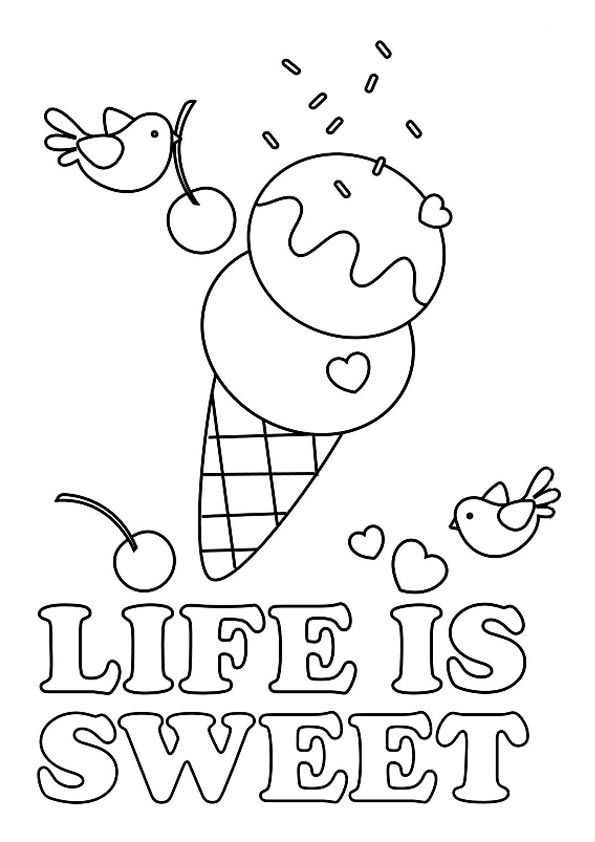 ice cream coloring pages free free printable ice cream coloring pages for kids cool2bkids free pages cream coloring ice