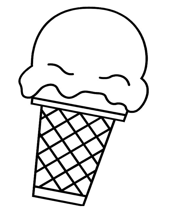 ice cream coloring template pin by carla pires on free printables ice cream coloring ice template cream coloring