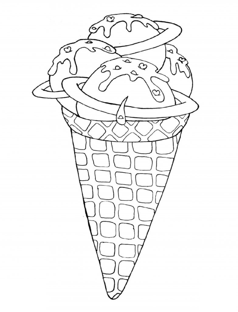 ice cream coloring template pin by shreya thakur on free coloring pages ice cream ice cream template coloring