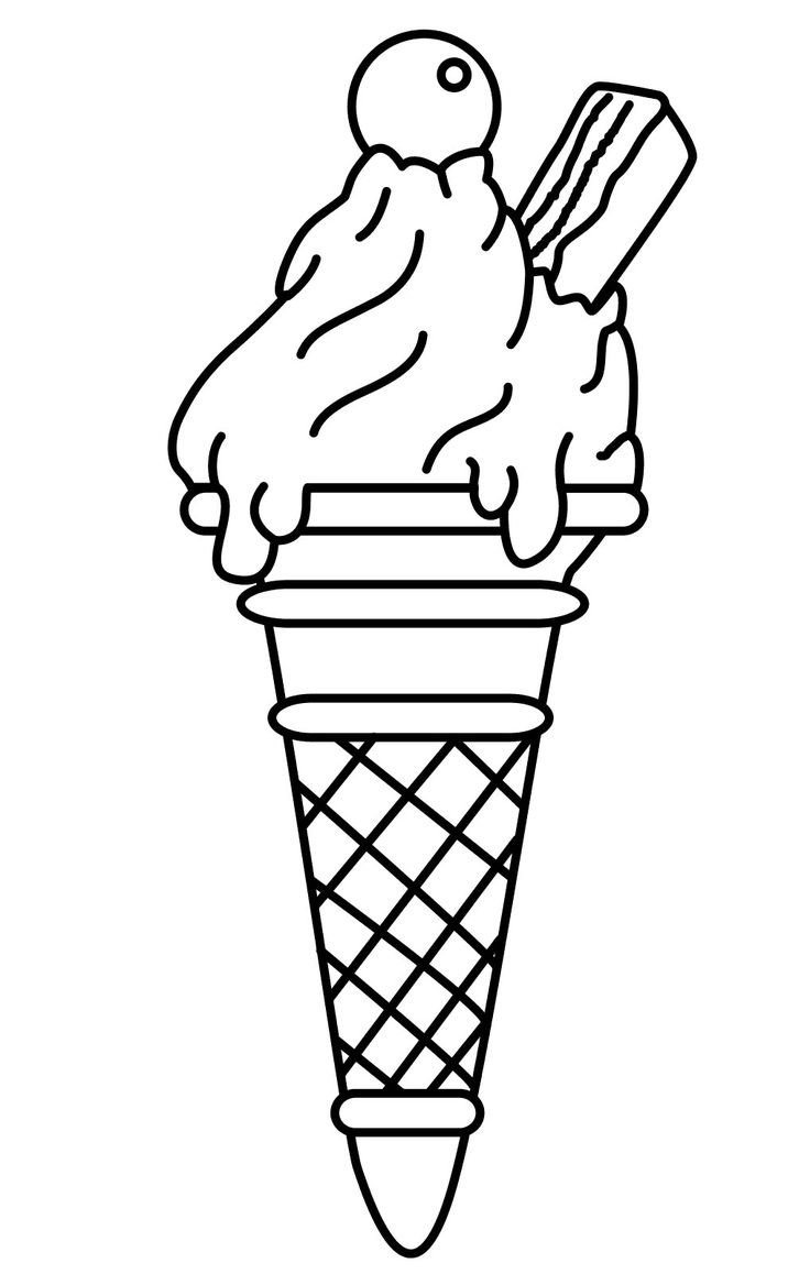 ice cream coloring template pin on printable coloring pages template cream ice coloring template