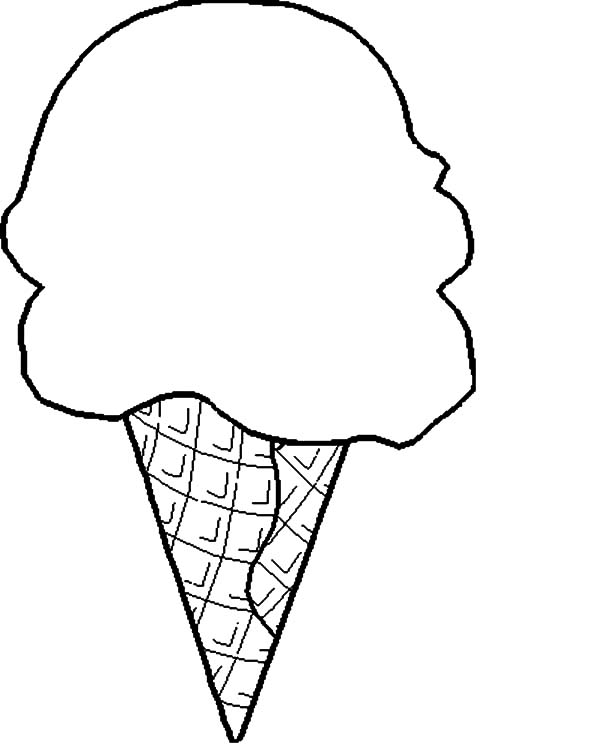 ice cream cone coloring picture free printable ice cream coloring pages for kids cool2bkids ice cream coloring picture cone