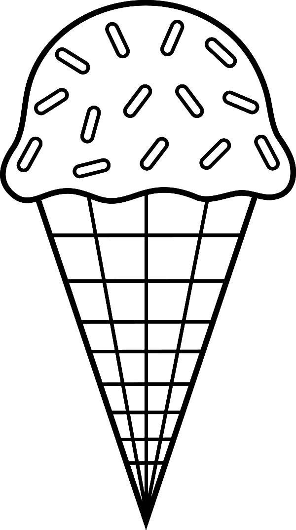 ice cream cone coloring picture ice cream cone coloring pages for children to download cream cone coloring ice picture