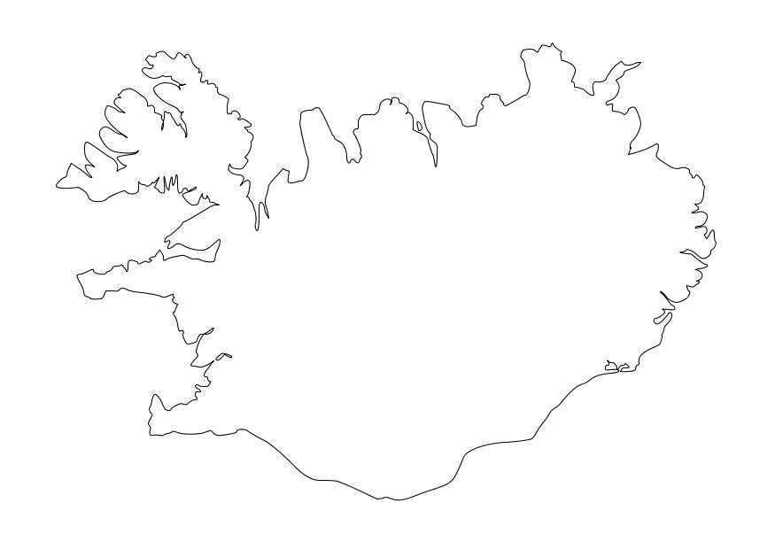 iceland flag coloring page iceland coloring pages at getcoloringscom free page flag coloring iceland