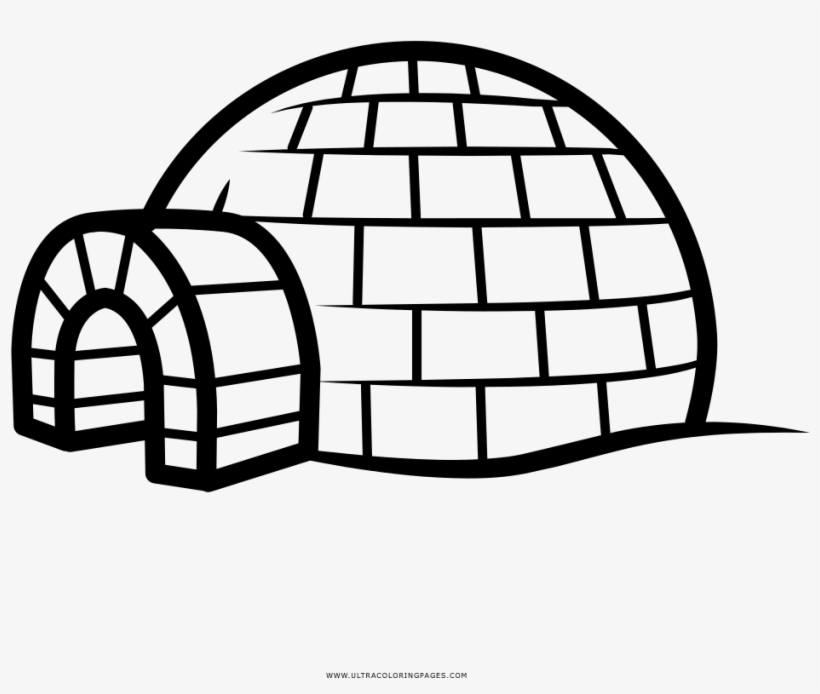 igloo pictures to color igloo coloring pages coloring pages to download and print igloo color pictures to