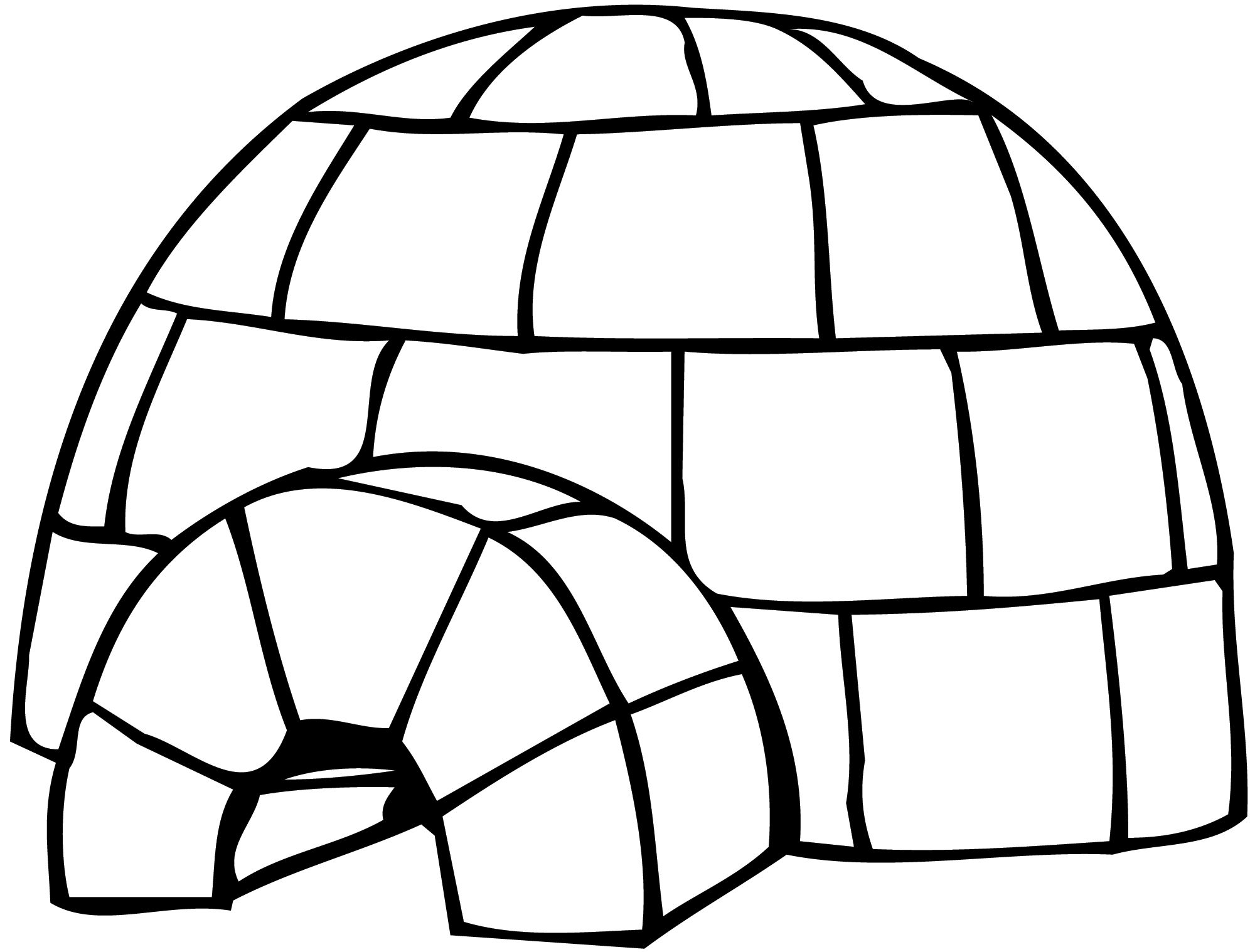 igloo pictures to color igloo coloring pages coloring pages to download and print pictures igloo color to