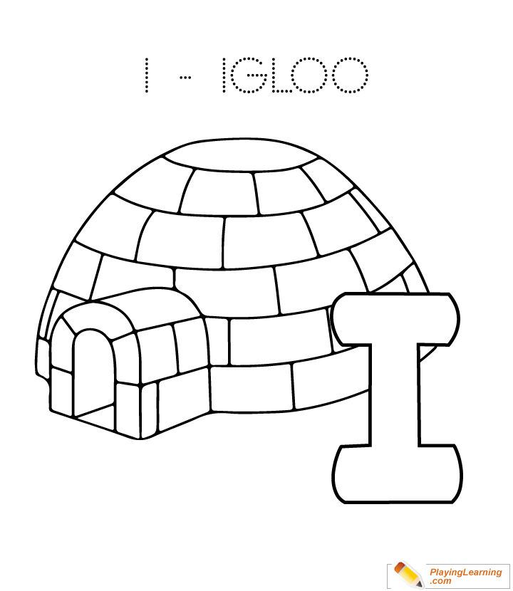 igloo pictures to color igloo pictures to color to color igloo pictures