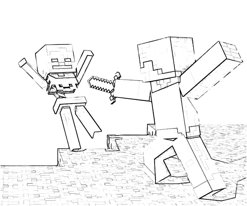 images of minecraft coloring pages free minecraft steve coloring pages download and print minecraft coloring images pages of