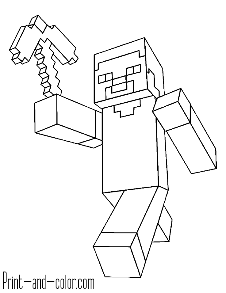 images of minecraft coloring pages free printable minecraft coloring pages of coloring images minecraft pages