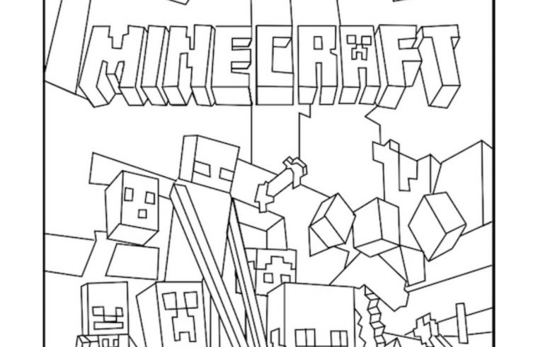 images of minecraft coloring pages images of minecraft coloring pages minecraft of images pages coloring