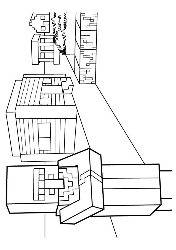 images of minecraft coloring pages minecraft coloring pages free large images images pages coloring of minecraft