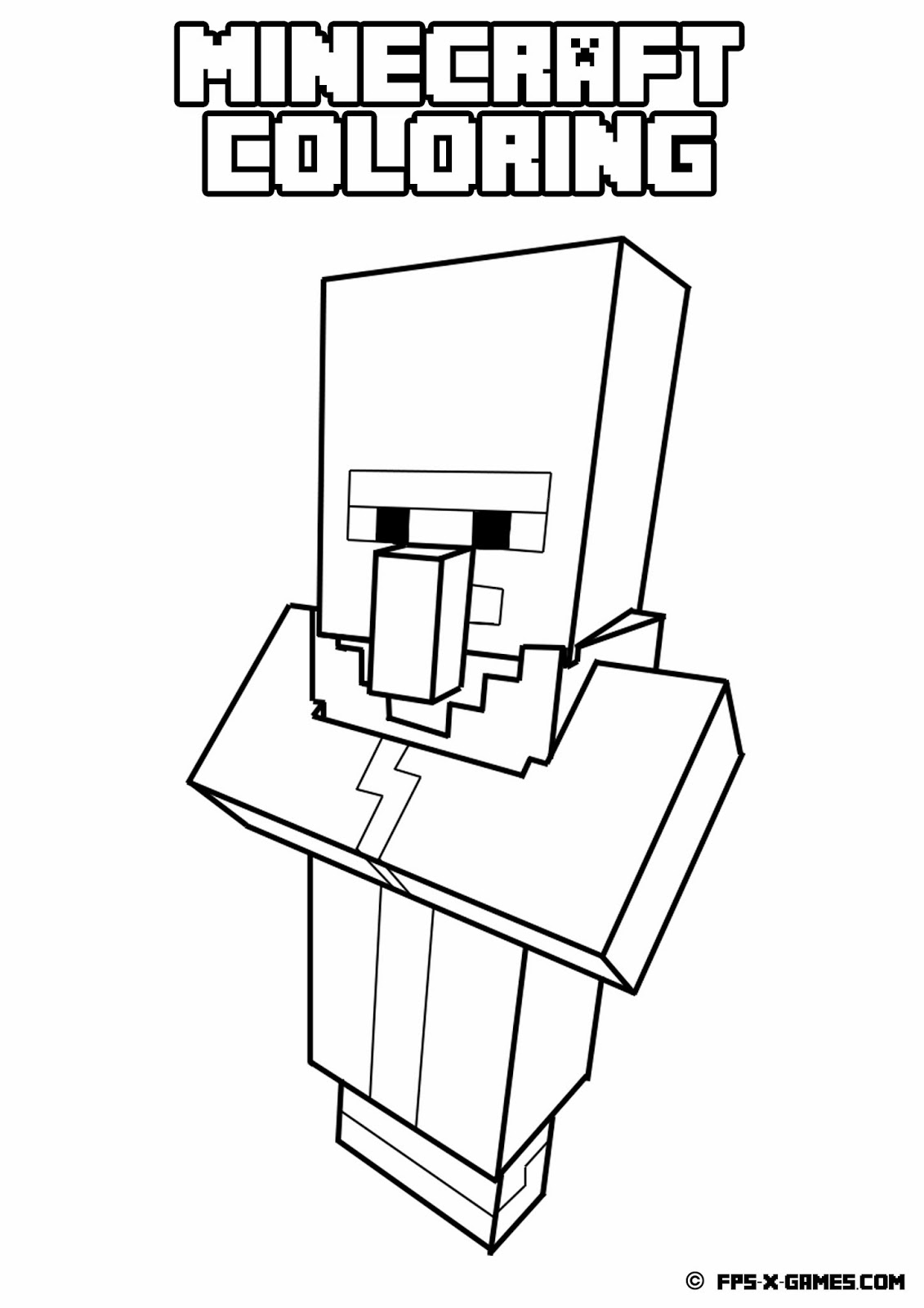 images of minecraft coloring pages minecraft coloring pages free large images of pages minecraft coloring images