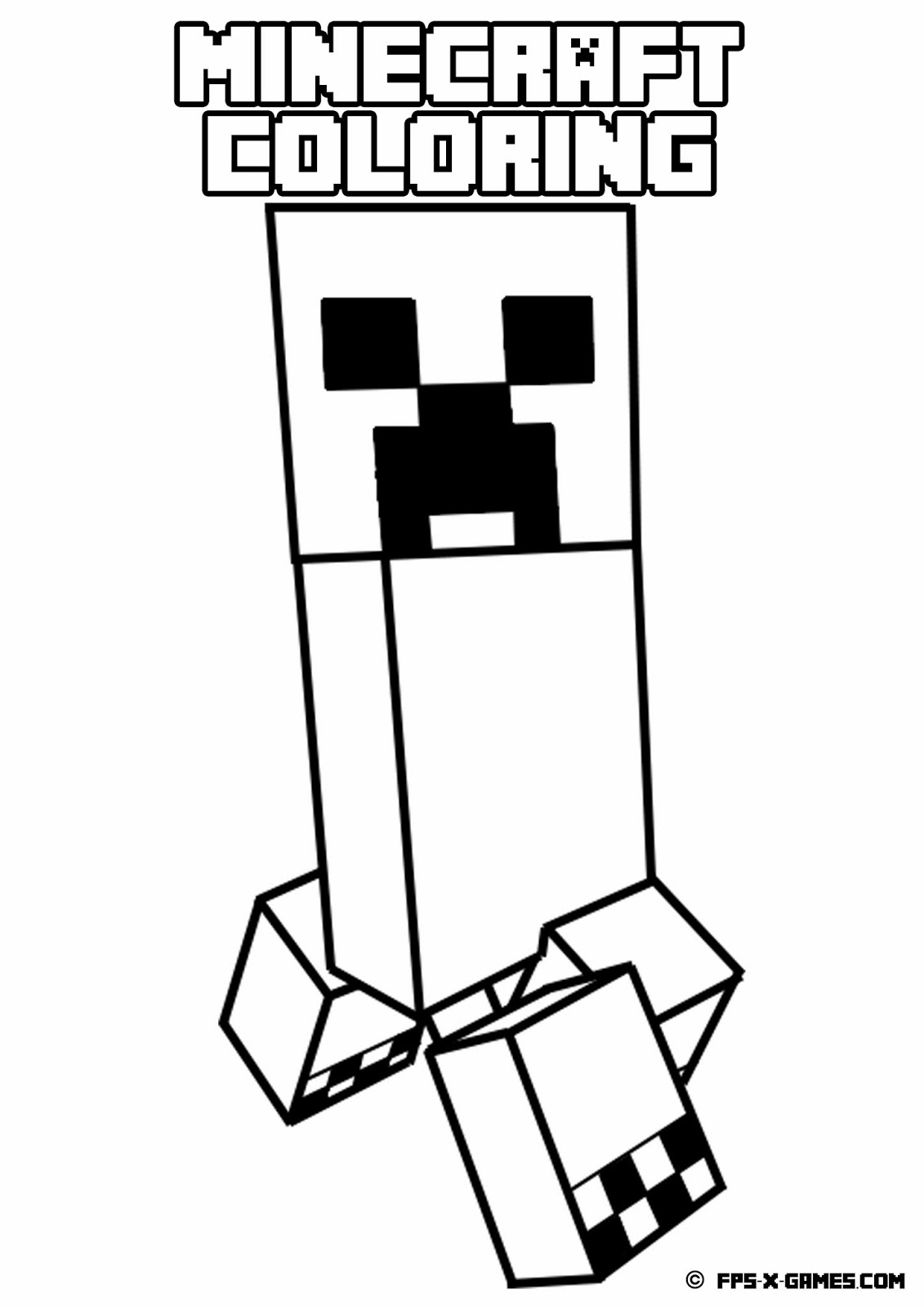 images of minecraft coloring pages minecraft coloring pages spider at getcoloringscom pages coloring minecraft images of