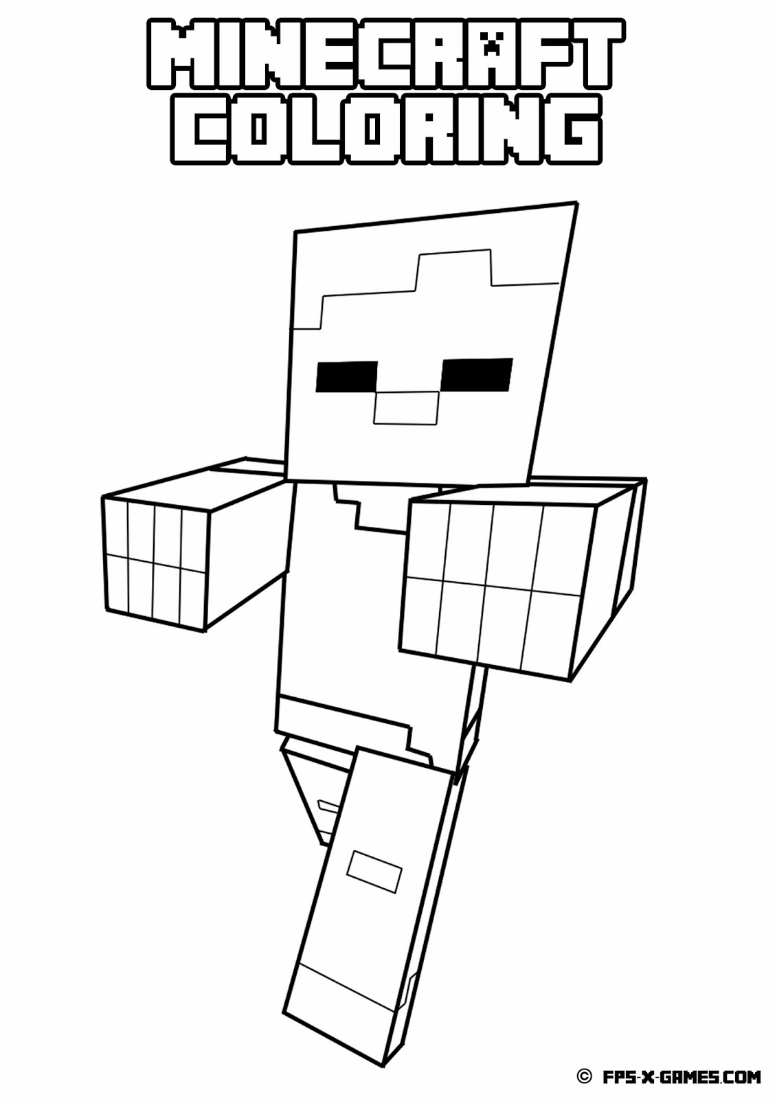 images of minecraft coloring pages minecraft wither skeleton coloring pages high quality of images coloring pages minecraft