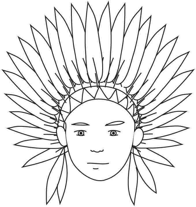 indian pictures to color indian girl printable adult coloring page from favoreads color to pictures indian