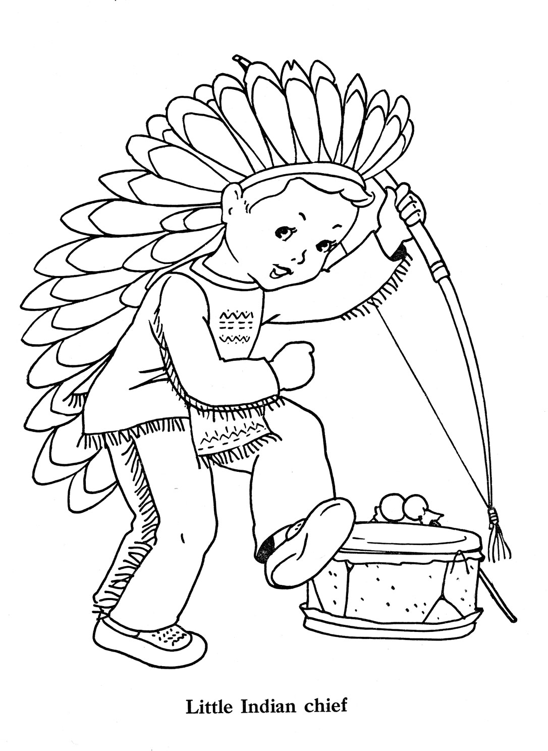 indian pictures to color indians coloring pages color to indian pictures