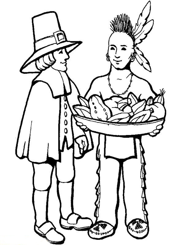 indian pictures to color indians coloring pages indian color to pictures