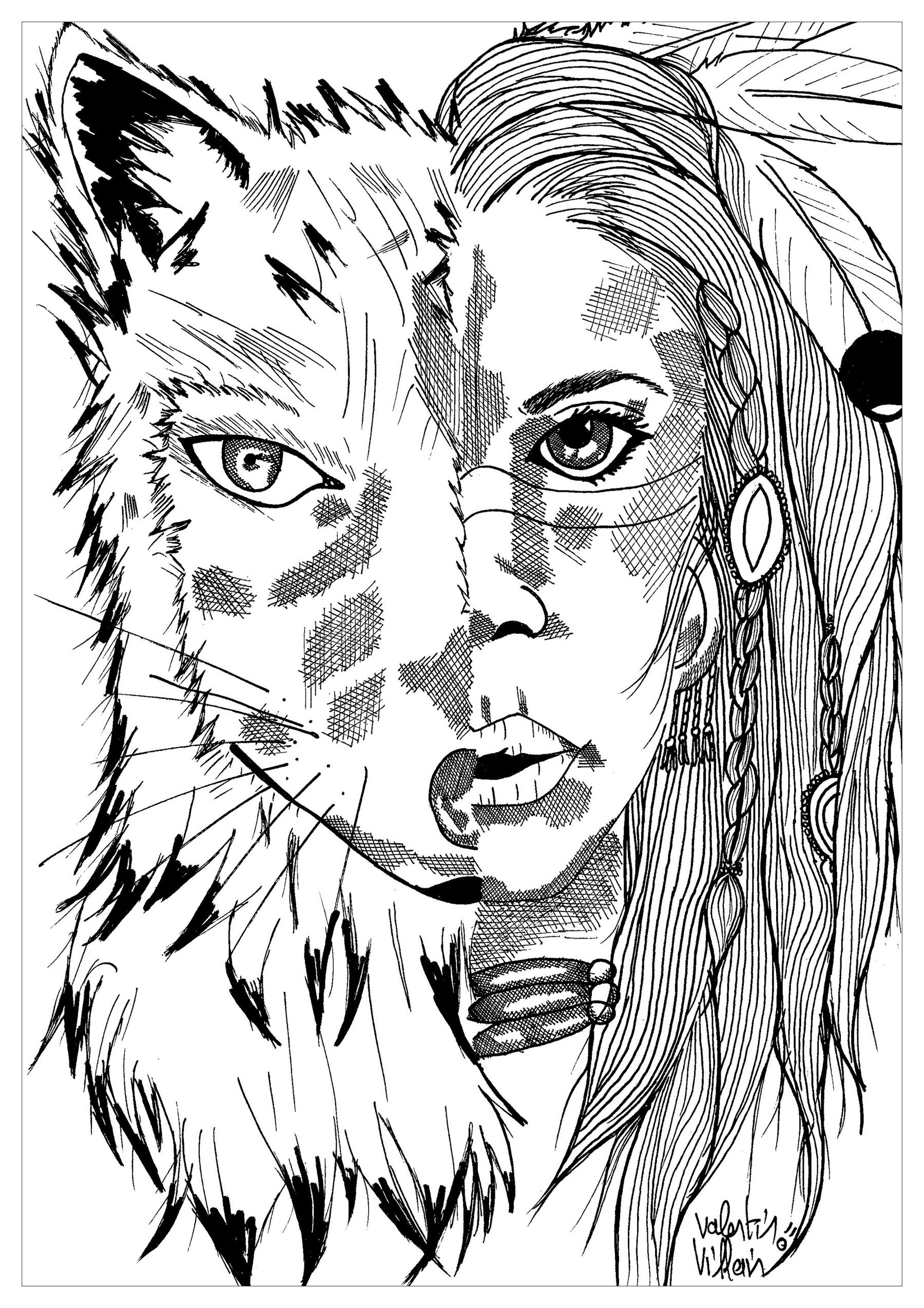 indian pictures to color old indian colouring pages sketch coloring page indian pictures color to