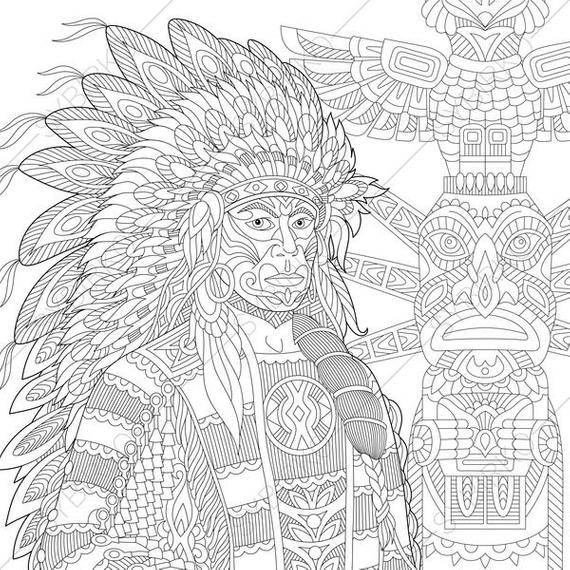indian pictures to color printablecolouringpictures some colouring culture pages to pictures color indian