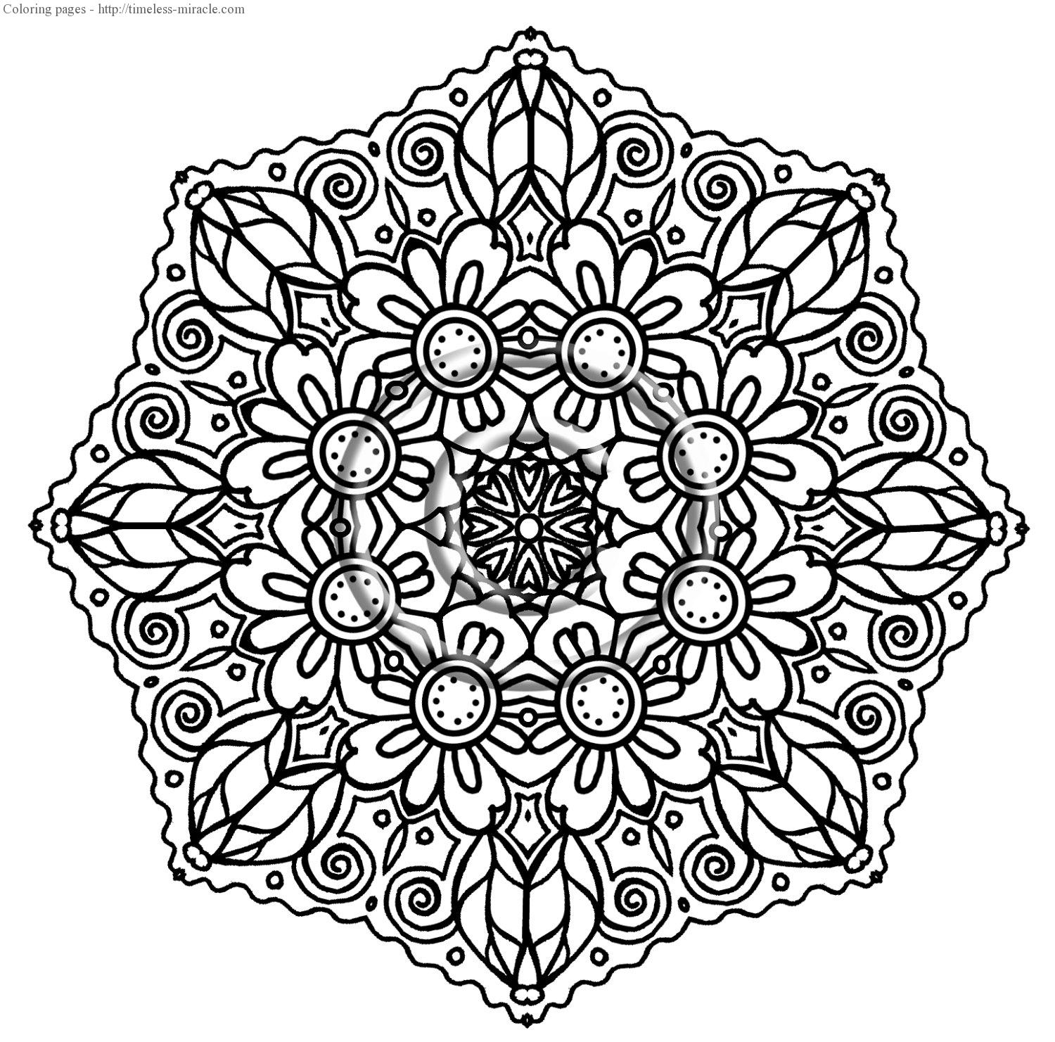 intricate coloring pages intricate coloring pages free printable coloring home intricate coloring pages