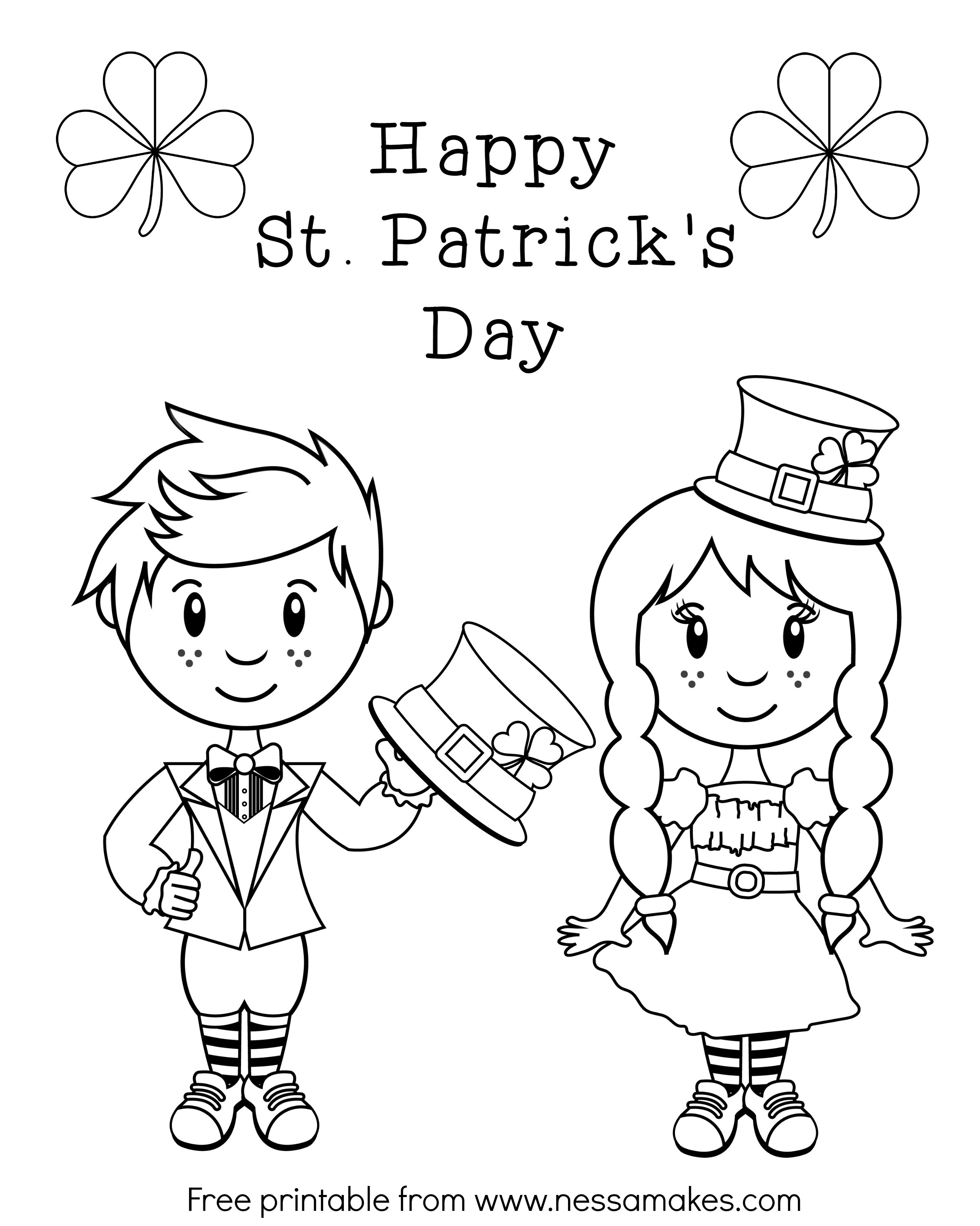 irish coloring pages irish coloring pages for adults at getcoloringscom free irish pages coloring