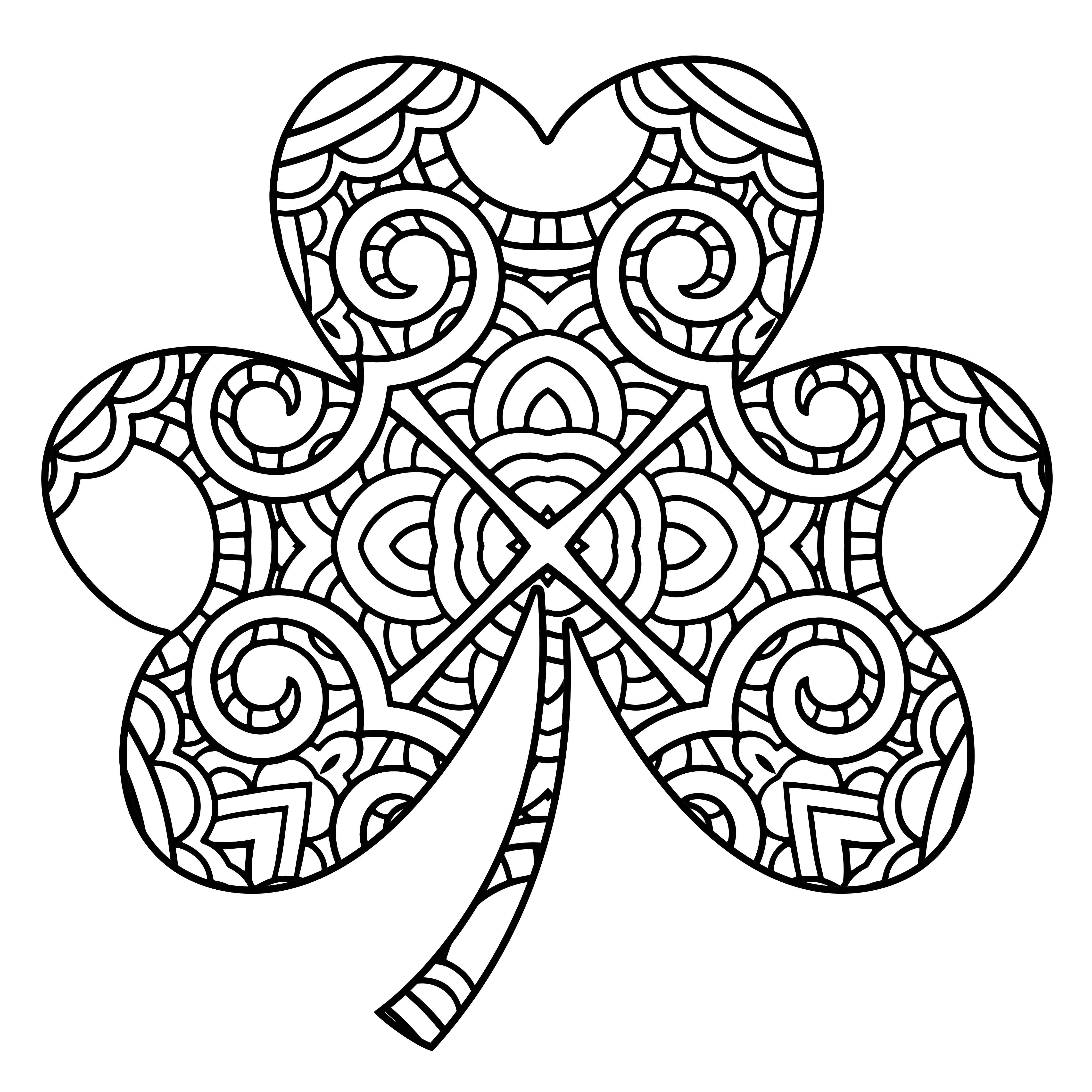 Irish coloring pages