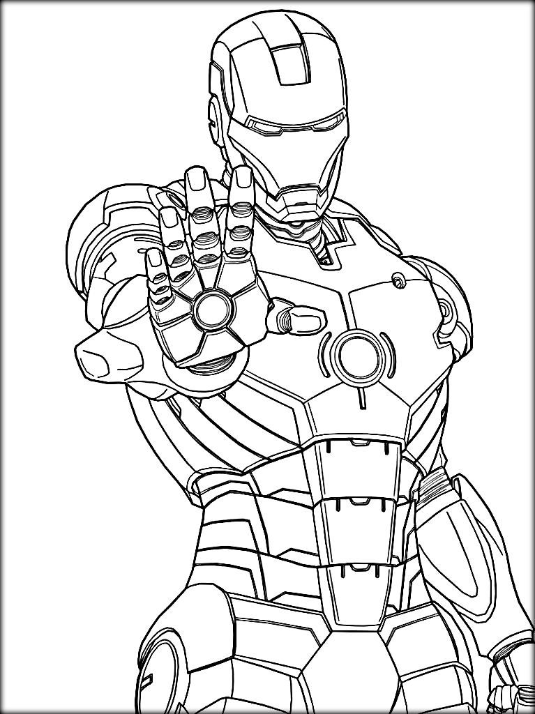 iron man coloring pages online free printable iron man coloring pages for kids cool2bkids coloring online man pages iron