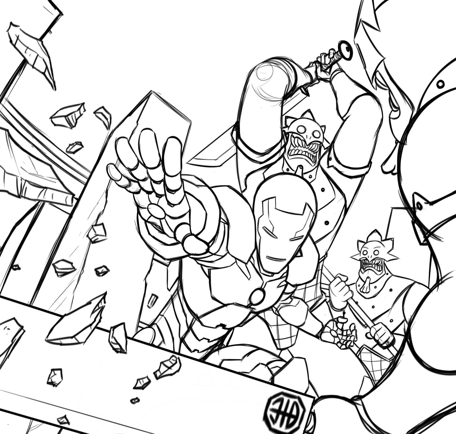 iron man coloring pages online heroes iron man coloring page free coloring pages online man pages online coloring iron