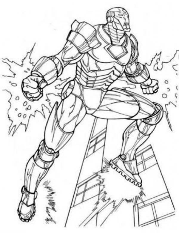 iron man coloring pages online superheroes coloring pages ecoloringpagecom printable man iron coloring pages online