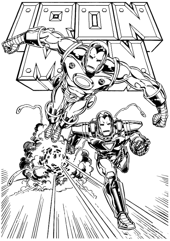 iron man free coloring pages coloring pages for kids free images iron man avengers iron free man pages coloring