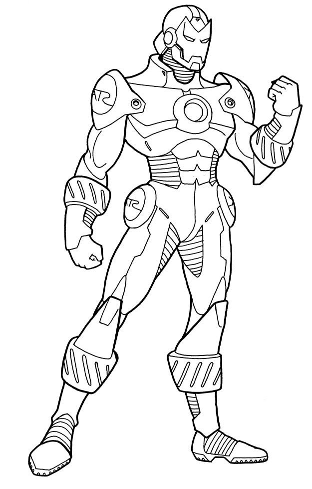 iron man free coloring pages free easy to print iron man coloring pages tulamama coloring free pages iron man