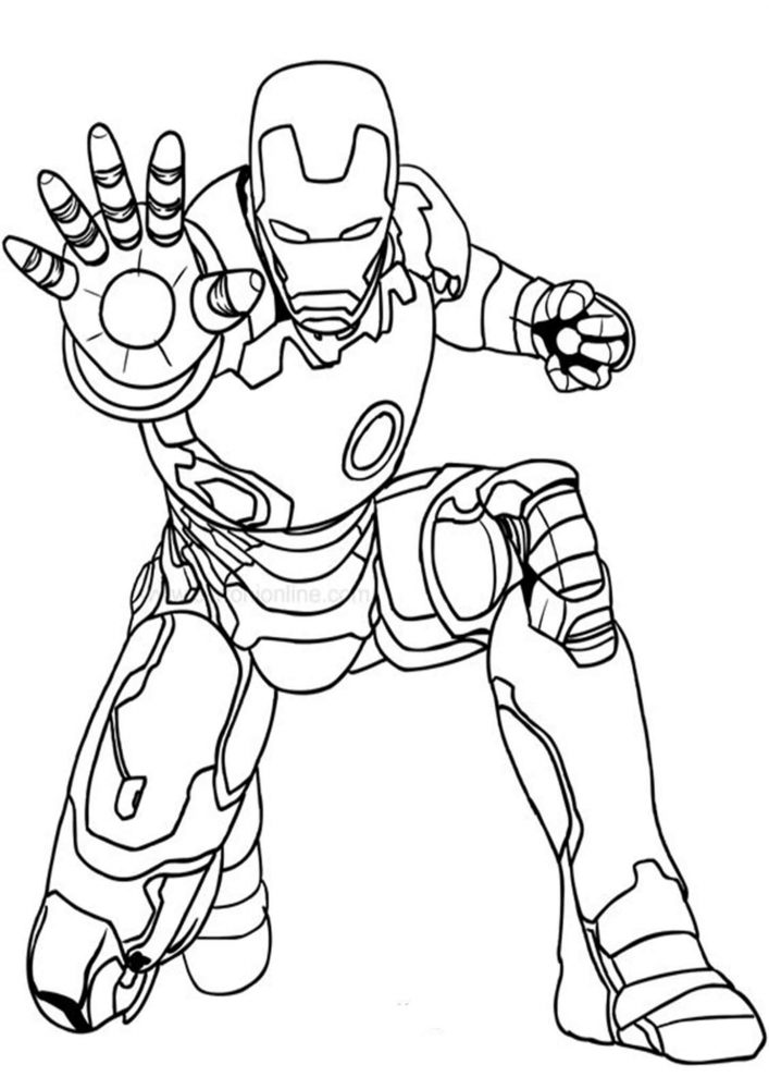 iron man free coloring pages ironman coloring pages kidsuki coloring man pages iron free