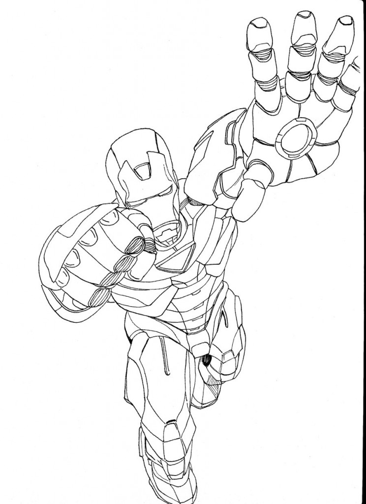 iron man images to colour free printable iron man coloring pages for kids best colour man images to iron