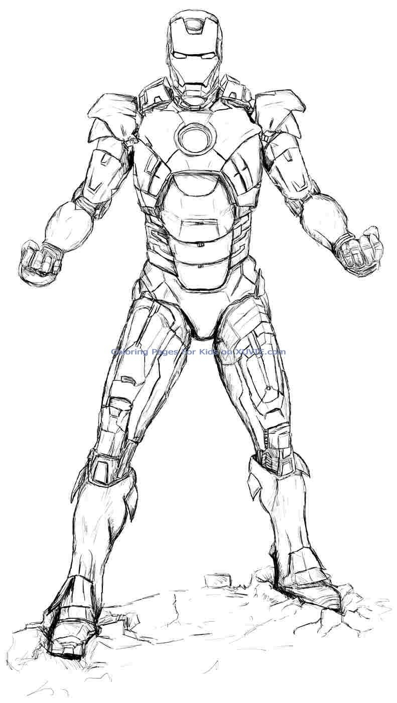 iron man images to colour free printable iron man coloring pages for kids best iron to man colour images