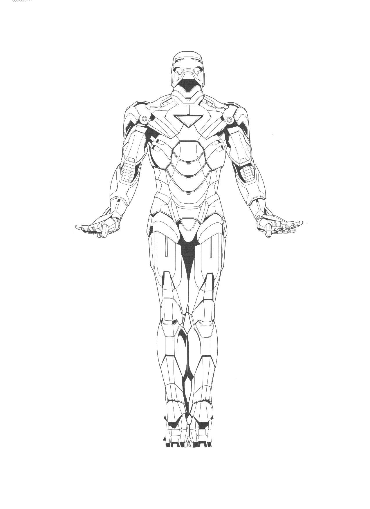 iron man images to colour free printable iron man coloring pages for kids cool2bkids colour to iron images man