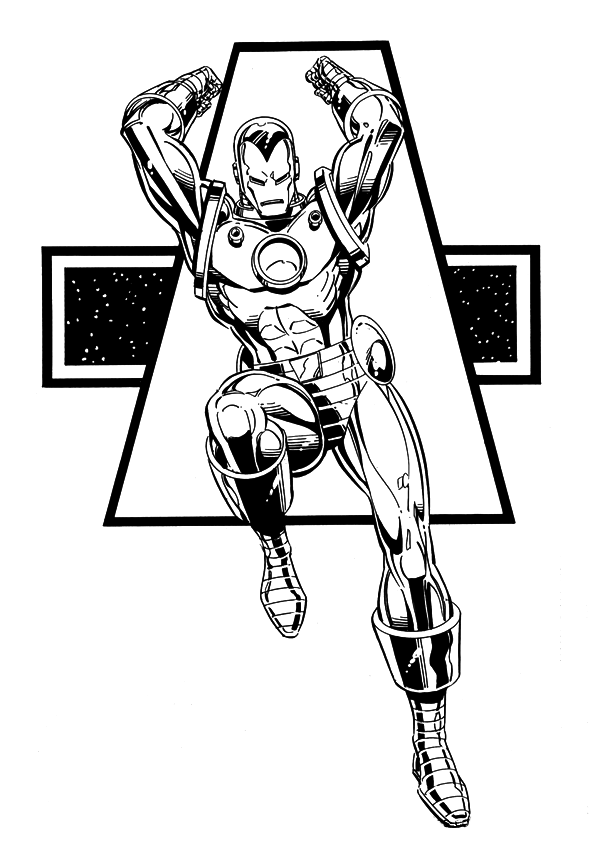 iron man images to colour iron man coloring pages iron colour to images man