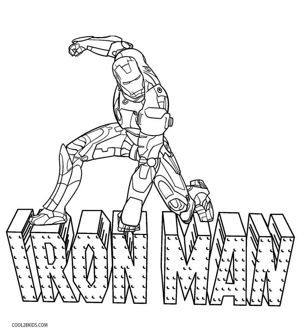 iron man images to colour iron man coloring pages to colour iron man images